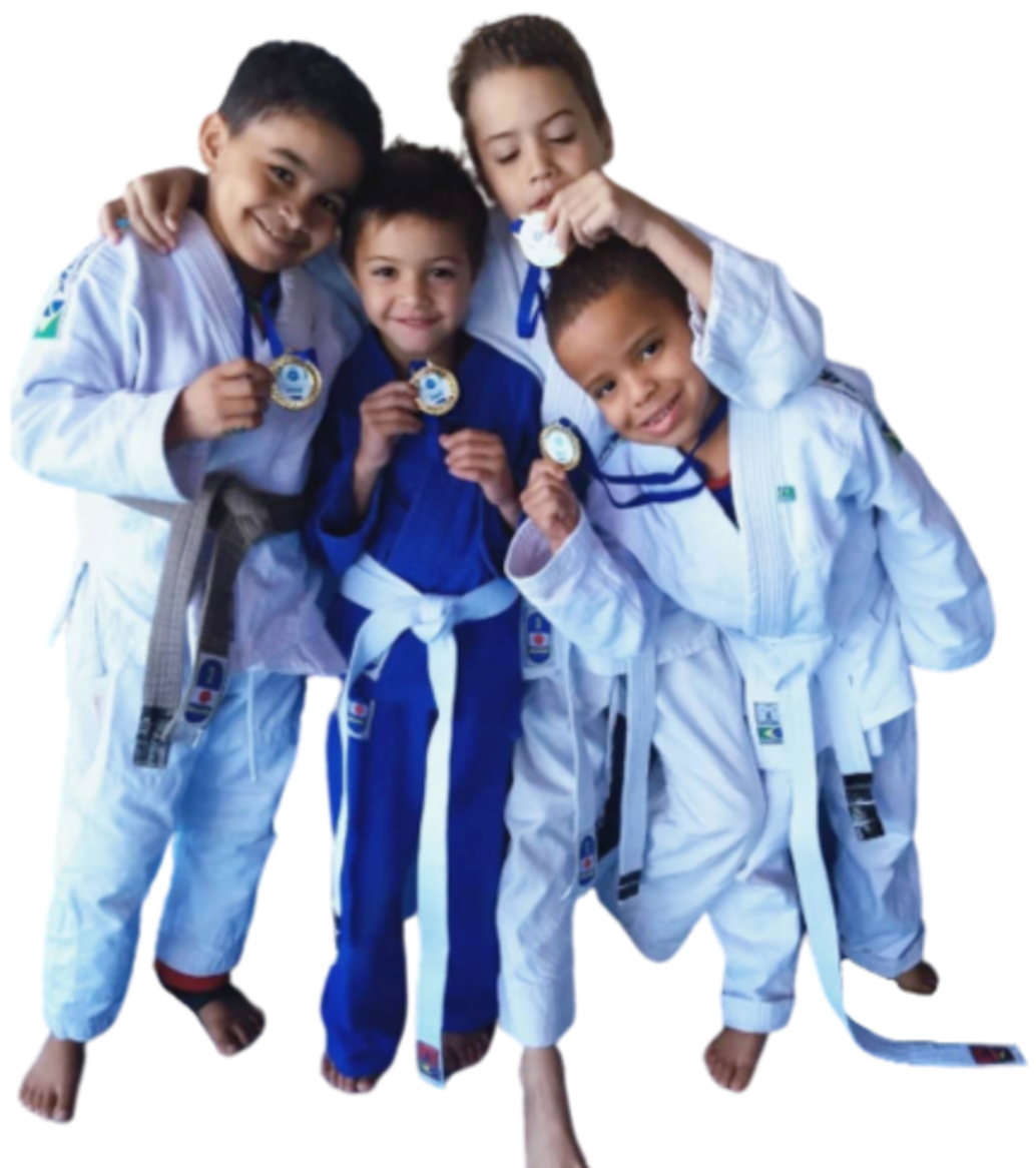 Alunos- Judocas